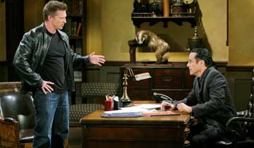 Steve Burton reveals that he almost walked away from being Jason Morgan