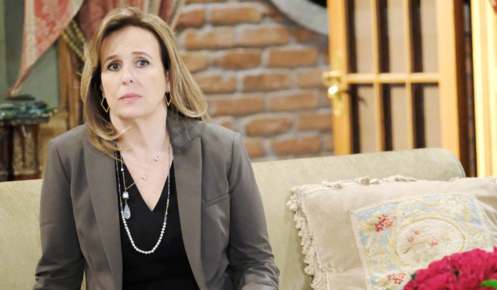 GH's Genie Francis opens up about her battle with depression