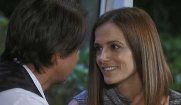 HAYDEN SEEK: Rebecca Budig back to GH