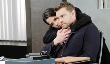 "Kelly Monaco ""heartbroken"" over Billy Miller's untimely General Hospital exit"