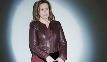"Genie Francis says her GH return storyline is ""so scary"""