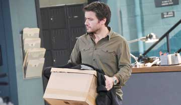 Dominic Zamprogna reprises role as General Hospital's Dante
