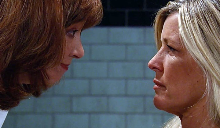 Uh oh! Patricia Bethune is reprising GH's Nurse Mary Pat... just in time for Halloween