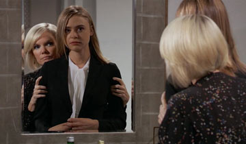 Hayley Erin brings Kiki Jerome back to General Hospital