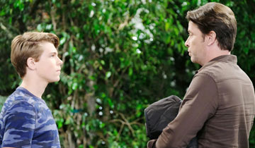 GH's Will Lipton dishes on causing trouble in Port Charles