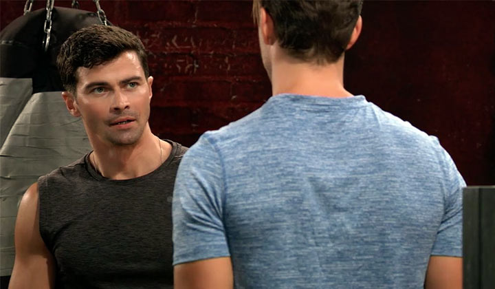 GH's Matt Cohen returns for tense medical storyline