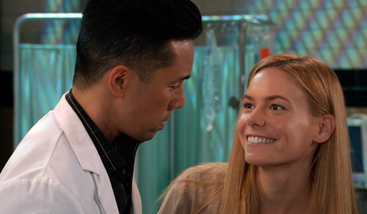 Nelle's back. Do you think she'll make the Wiley saga even more complicated?