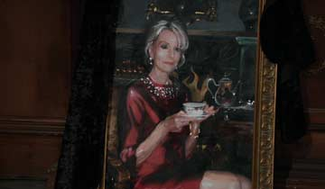 Constance Towers returns as GH's Helena Cassadine