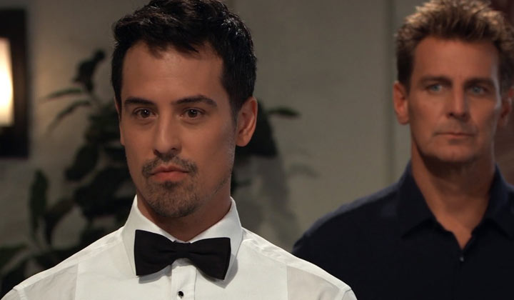 Marcus Coloma opens up about the struggles that have darkened General Hospital's Nikolas