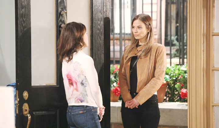 Did Liz's confrontation with Kim leave you disappointed or were you satisfied with how they parted ways?