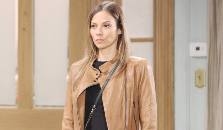 "As she exits GH, Tamara Braun says she ""will miss being"" on the ABC soap"