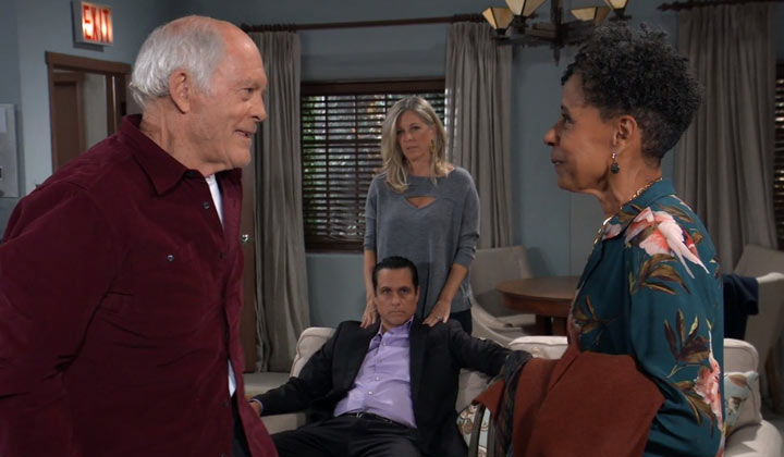 GH often lives outside of reality, but would you accept a miracle ''cure'' for Mike to keep him around?