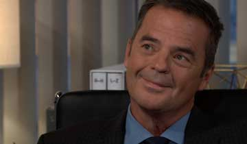 Wally Kurth chats juggling his General Hospital and Days of our Lives roles
