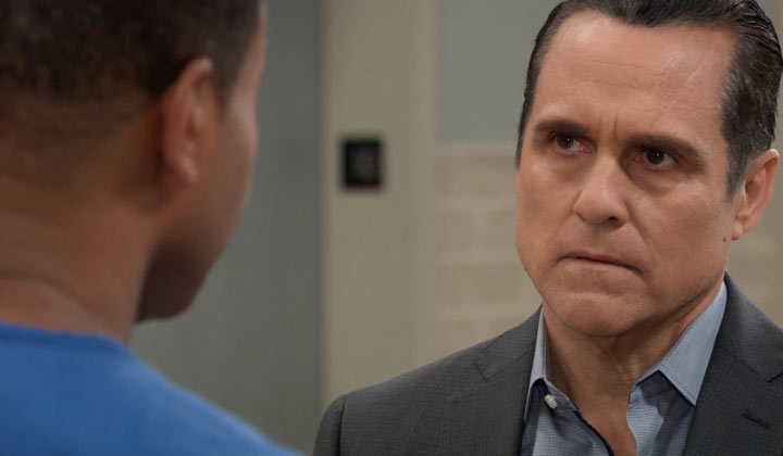 Sonny questions his decision