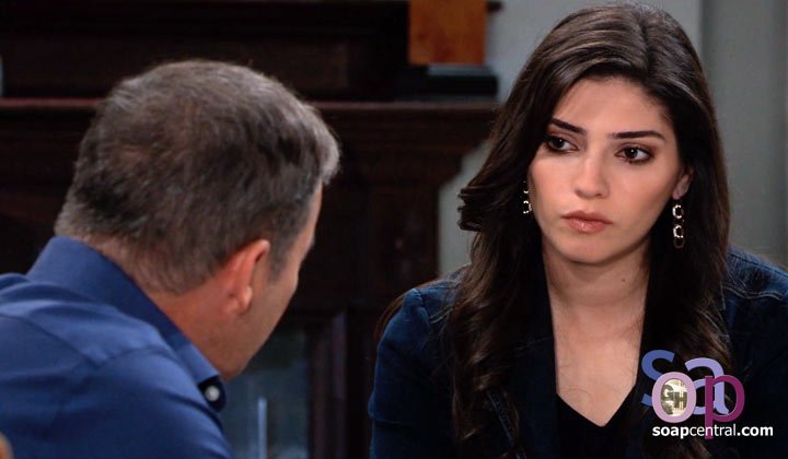 Amanda Setton returns as General Hospital character Brook Lynn