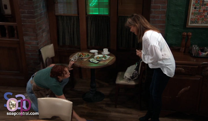 GH's Nancy Lee Grahn gets real about Alexis' osteoporosis storyline
