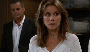 "INTERVIEW: General Hospital's Nancy Lee Grahn says her osteoporosis story is NOT an ""old lady"" storyline"