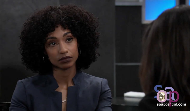 General Hospital briefly recasts Jordan; Tiffany Daniels subs in for Briana Nicole Henry