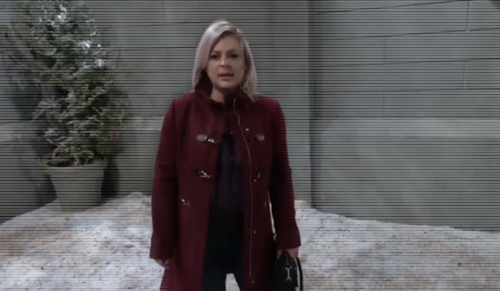 Prediction time: Who do you think approached Maxie in the cemetery?