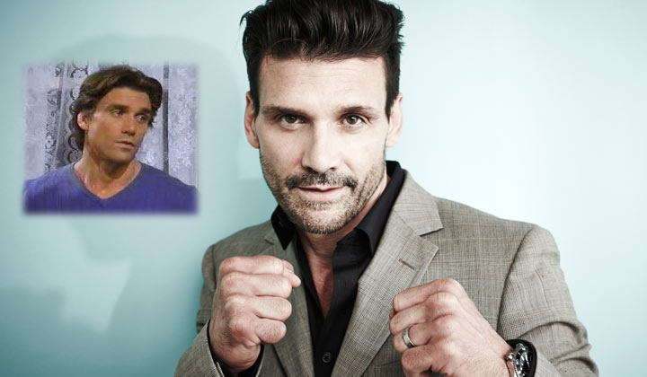 Guiding Light alum Frank Grillo joins Mel Gibson in Leo from Toledo