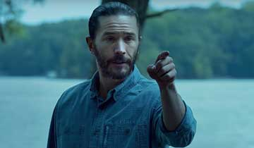 Guiding Light's Tom Pelphrey dishes on Ozark, working with Laura Linney