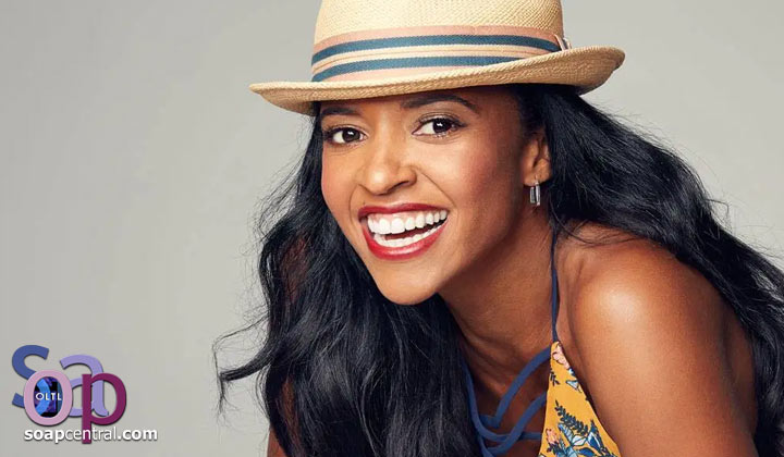 OLTL's Renée Elise Goldsberry lands song-focused Tina Fey comedy