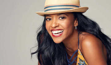 "One Life to Live alum Renée Elise Goldsberry to star in Girls5eva, a ""brave"" new comedy by Tina Fey"