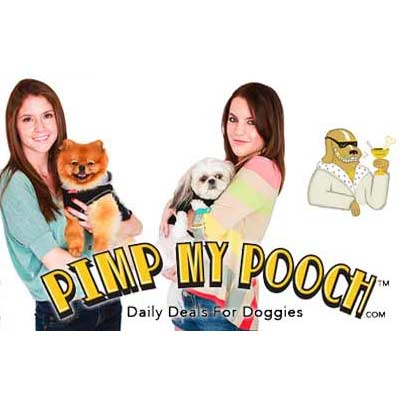 Kristen Alderson and Brittany Underwood want to pimp your pooch