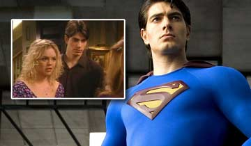 OLTL's Brandon Routh suits up as Superman once more