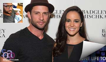 One Life to Live alums Melissa Fumero and David Fumero welcome baby boy
