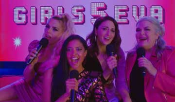 WATCH: Girls5eva trailer shows One Life to Live's Renée Elise Goldsberry as a 90s pop princess