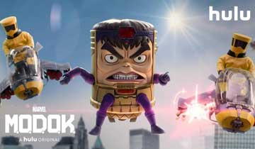 Nathan Fillion, Whoopi Goldberg join Melissa Fumero in Marvel animated series M.O.D.O.K.