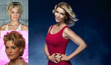 McKenzie Westmore dishes on replacing Tori Spelling for The Look and the surprising trick used by Passions stars