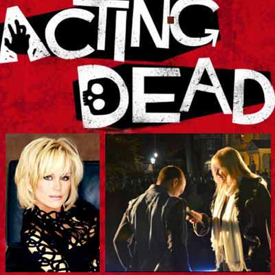 Acting Dead and the always hypnotic Catherine Hickland