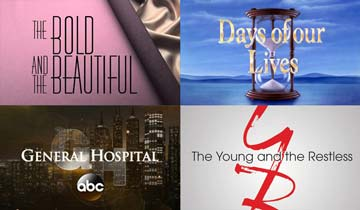 DAYS, GH, and Y&R earn WGA nominations; B&B only soap snubbed