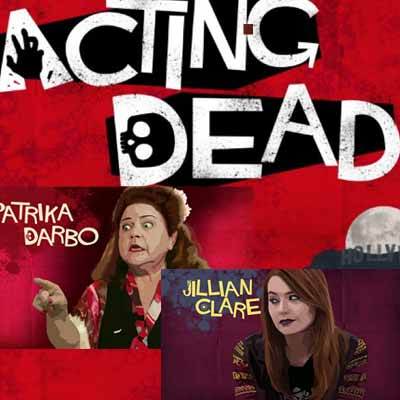 Soap stars headline dark comedy series Acting Dead