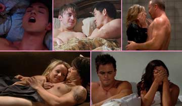 Let's talk about sexxx: Daytime stars open up about filming love scenes