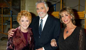Katherine Chancellor's on-screen lover, Y&R's David Hedison, has died