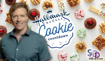 Jack Wagner to co-host Hallmark's Christmas Cookie Countdown