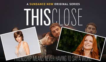 Days of our Lives' Lisa Rinna and One Life to Live's Marcia Cross join SundanceTV's This Close