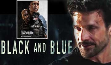 Guiding Light alum Frank Grillo, One Life to Live alum Nafessa Williams star in Black and Blue