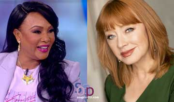 Country-themed holiday film stars Y&R's Vivica A Fox, OLTL's Andrea Evans