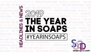 YEAR IN REVIEW: A Y&R bnews story topped Soap Central's most-read news stories of 2019