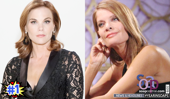 2019 Soap News Michelle Stafford in, Gina Tognoni out as Y&R's Phyllis