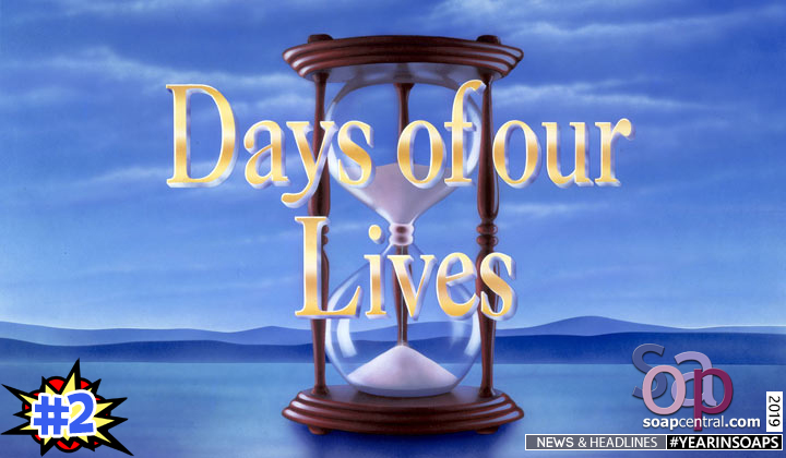 2019 Soap News Days of our Lives canceled, entire cast released from their contracts