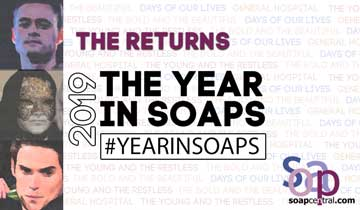 YEAR IN REVIEW: The buzziest soap opera returns of 2019