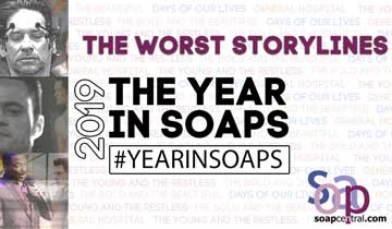 YEAR IN REVIEW: The worst soap opera storylines and plots of 2019