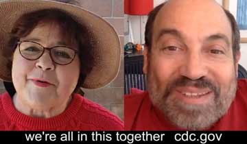 The Bold and the Beautiful stars Patrika Darbo, Danny Woodburn featured in coronavirus PSA