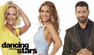 Second soap alum cut from Dancing with the Stars