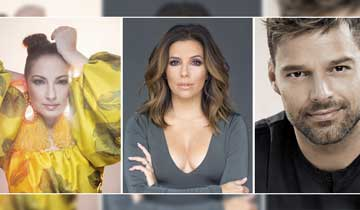 Eva Longoria, Ricky Martin join forces for CBS special Essential Heroes: A Momento Latino Event